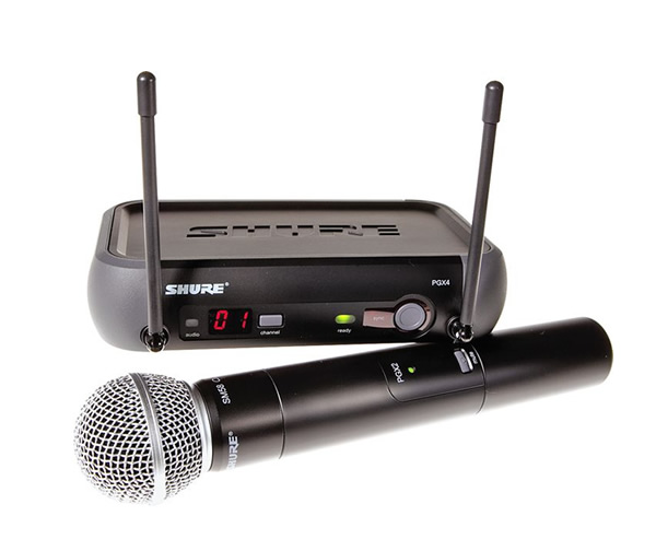 Microfone Shure PGX4